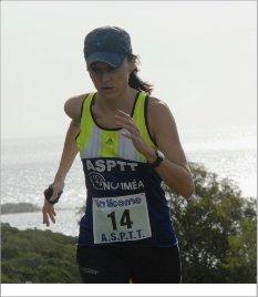 Triple lauréate de 2008 à 2010, Anne Beaufils est l'athlète qui a le plus marqué de son empreinte le Kilo du Ouen Toro.