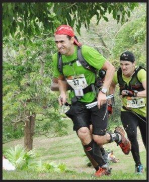 Damien Bouteiller et Oswald Cochereau font figure de favoris sur le trail de dimanche.