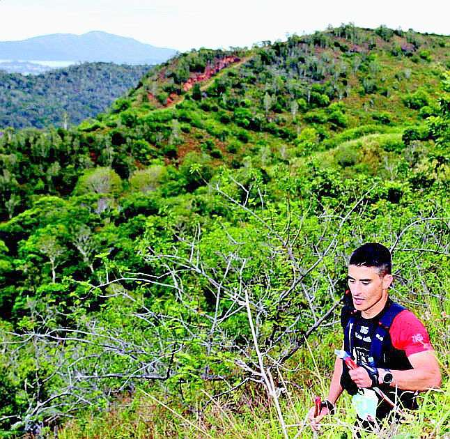 L'an passé, Gauthier Legrand s'était imposé sur un parcours de 30 kilomètres.Photo archives LNC